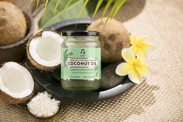 Anvi Earth Extra Virgin Coconut Oil