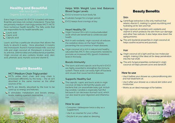 Anvi Earth Benefits